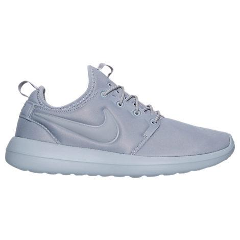 on sale 61720 5222a Men's Roshe Two Casual Sneakers From Finish Line in Grey