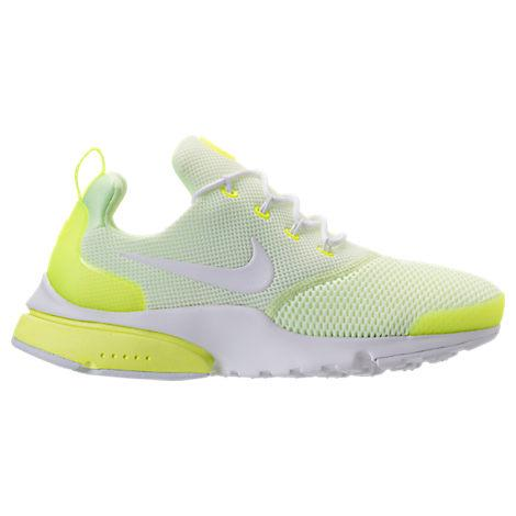 3f802765ca91 Fly fast and free - or just feel like you can - in the ultra-light Women s Nike  Presto Fly Casual Running Shoes. Breathable textile and mesh upper for ...