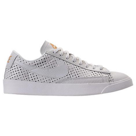 578519bb6 Nike Women s Blazer Low Se Premium Casual Shoes