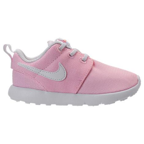 hot sale online b3fe4 3ca49 Nike Girls  Toddler Roshe One Casual Shoes, ...