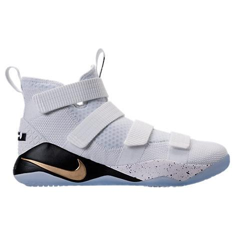 2257e63a144 Nike Men s Lebron Soldier Xi Basketball Shoes