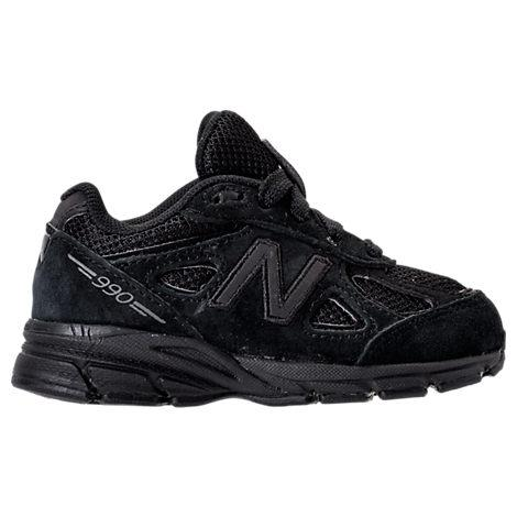 new styles 7d96a c52f9 Boys' Toddler 990 V4 Running Shoes, Black
