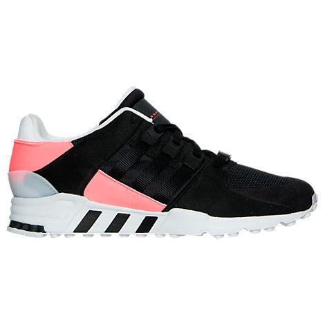 Men's Eqt Support Refine Casual Shoes, Pink/black