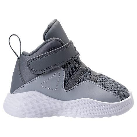 63d882f8d8f Nike Boys' Toddler Jordan Formula 23 Basketball Shoes, Grey | ModeSens