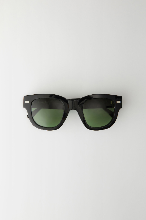 Acne Studios Frame Metal Black/Green