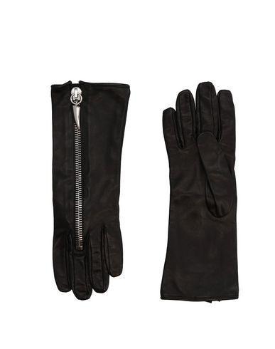 Giuseppe Zanotti Gloves In Black