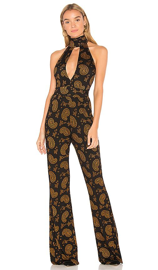bbd0f8bac594 Clayton Clement Jumpsuit In Black