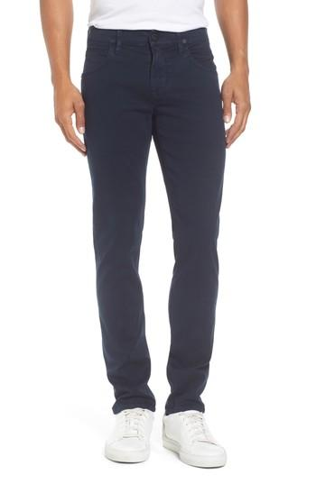 Hudson Blake Slim Fit Jeans In Polar