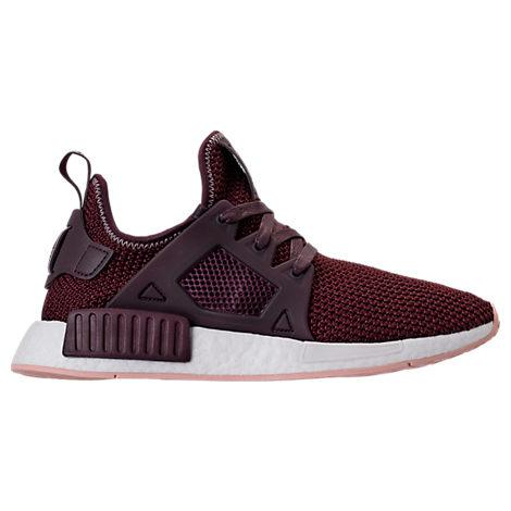 2334f473a Adidas Originals Adidas Women s Nmd Xr1 Casual Sneakers From Finish Line In  Silver   Core Black