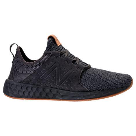f17e1477661ff ... convenience to a flexible running shoe fitted with an external saddle  linking the lacing to the sole for a secure fit. Signature Fresh Foam  cushioning ...
