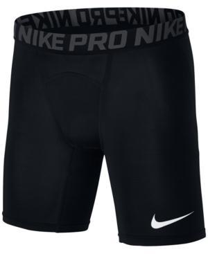 Nike Men's Pro Dri-Fit Compression Shorts In Black