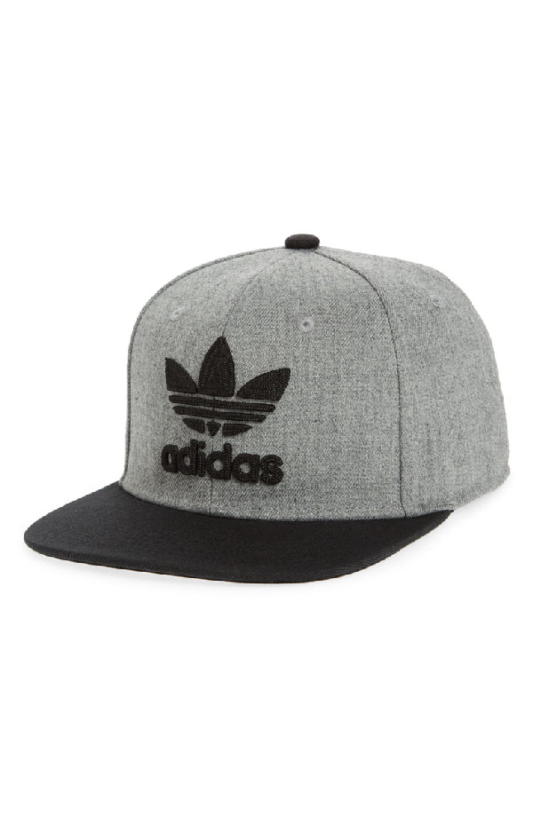 0d59ba4b03b ADIDAS ORIGINALS. Adidas Men s Originals Trefoil Chain Snapback Hat ...