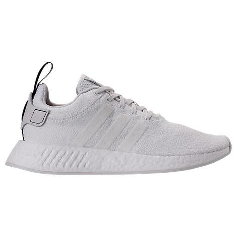 best authentic c2ca6 46a43 Adidas Originals Adidas Men s Nmd R2 Casual Sneakers From Finish Line In  White