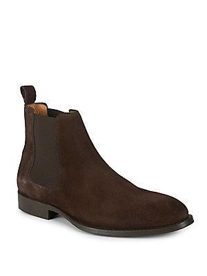 Vince Camuto Bradbury Chelsea Boots In Black