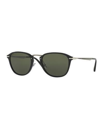 de8d1a53a5764 Persol Calligrapher Edition Po3165S Acetate Polarized Sunglasses ...