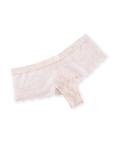 12da854760032 Chantelle Everyday Racerback Lace Bralette In Pink