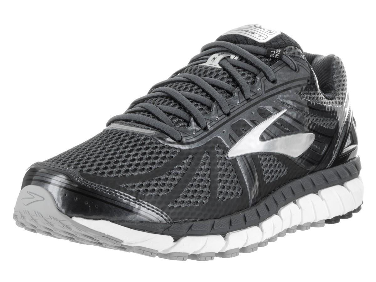 8c119cdeaa9 Brooks  Beast 16  Running Shoe In Anthracite  Black  Silver