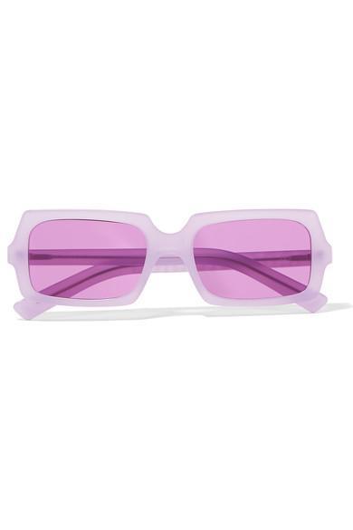 Acne Studios George Square-Frame Acetate Sunglasses
