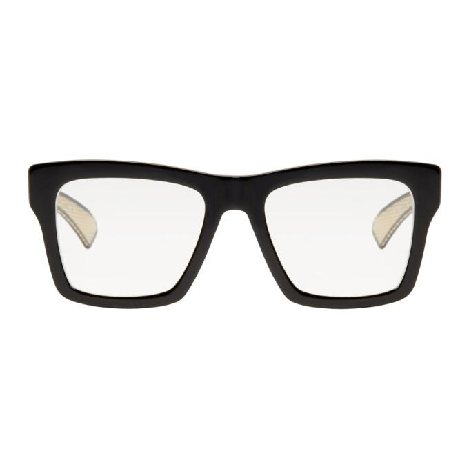 Dita Black Insider-Two Glasses In Blkcrystclr