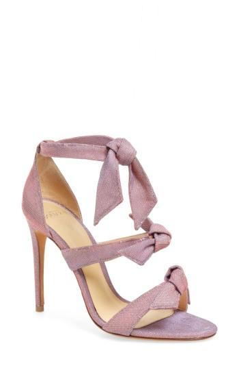 Alexandre Birman Lolita Sandal In Peach