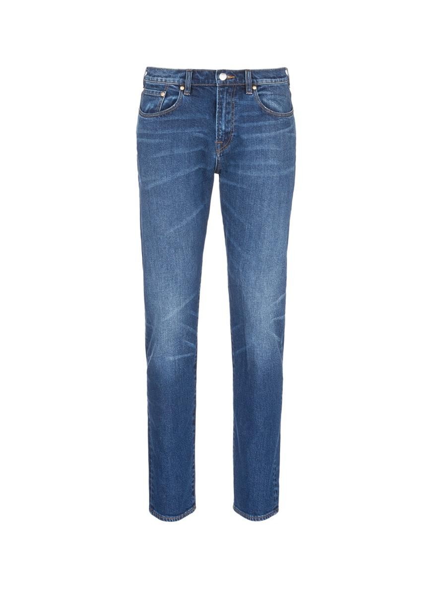 Ps By Paul Smith Whiskered Jeans