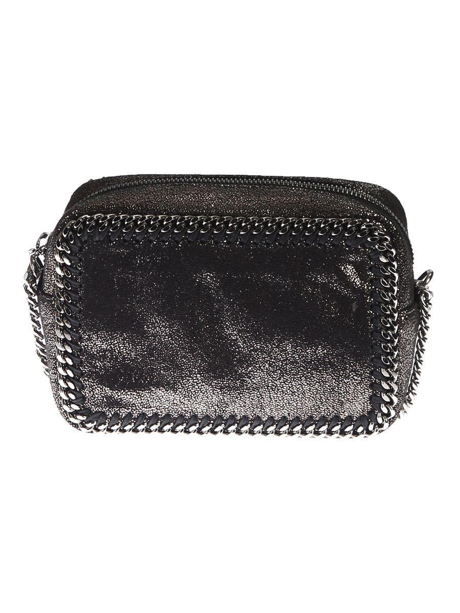 Stella Mccartney Grey Falabella Shoulder Bag