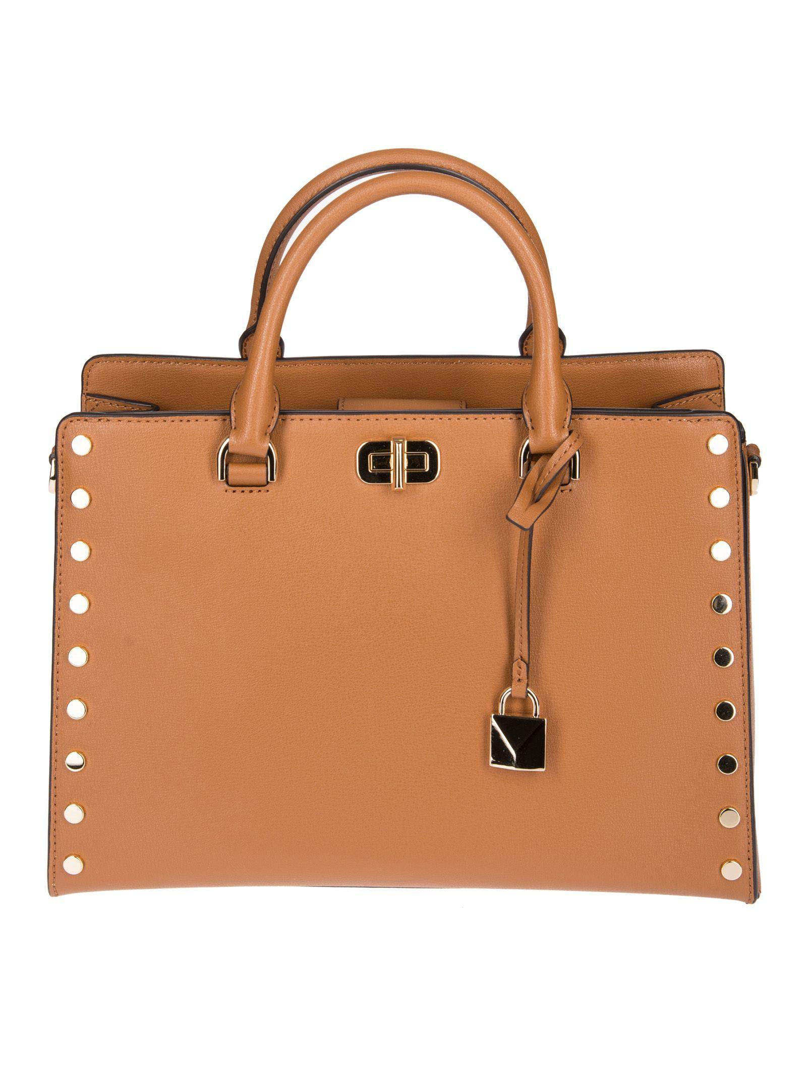 Michael Kors Michael  Sylvie Tote In Brown