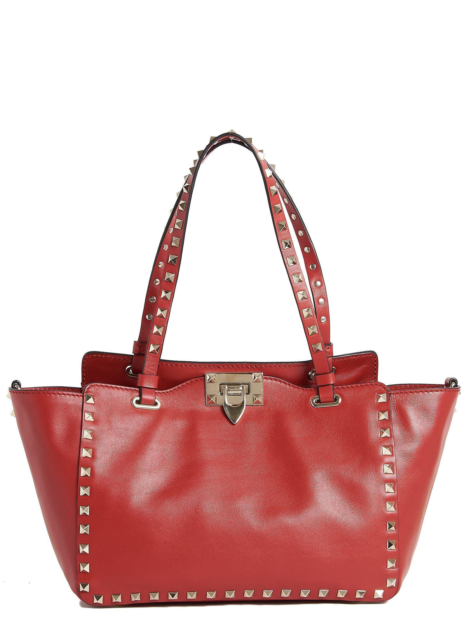 Valentino Bag In Red
