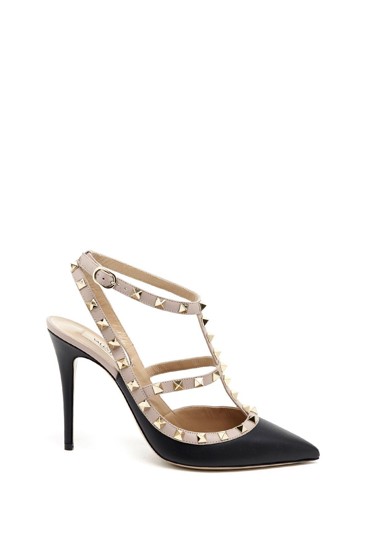 Valentino Shoes In Black