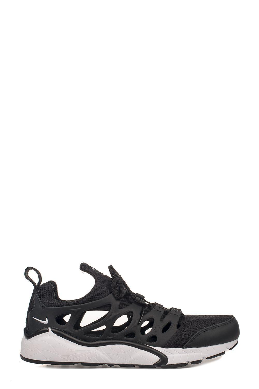 Nike Black-White Air Zoom Chalapuka Slip On Sneakers
