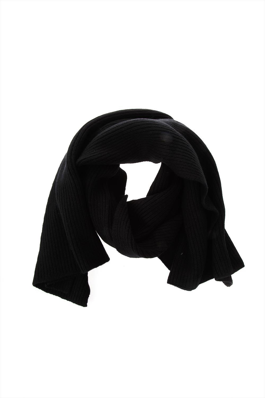 Acne Studios Bansy Face Scarf In Black