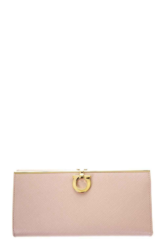 Salvatore Ferragamo Igi Small Crossbody Bag In Pink