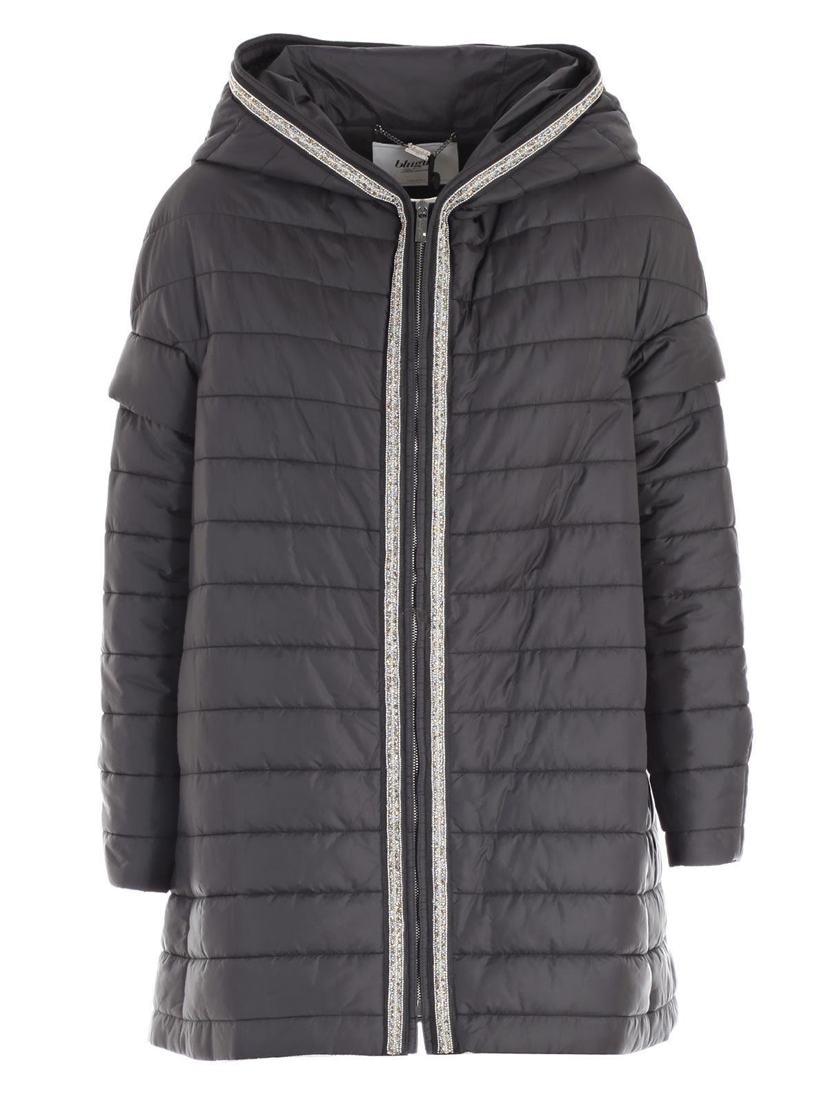 Blugirl Coat In Black