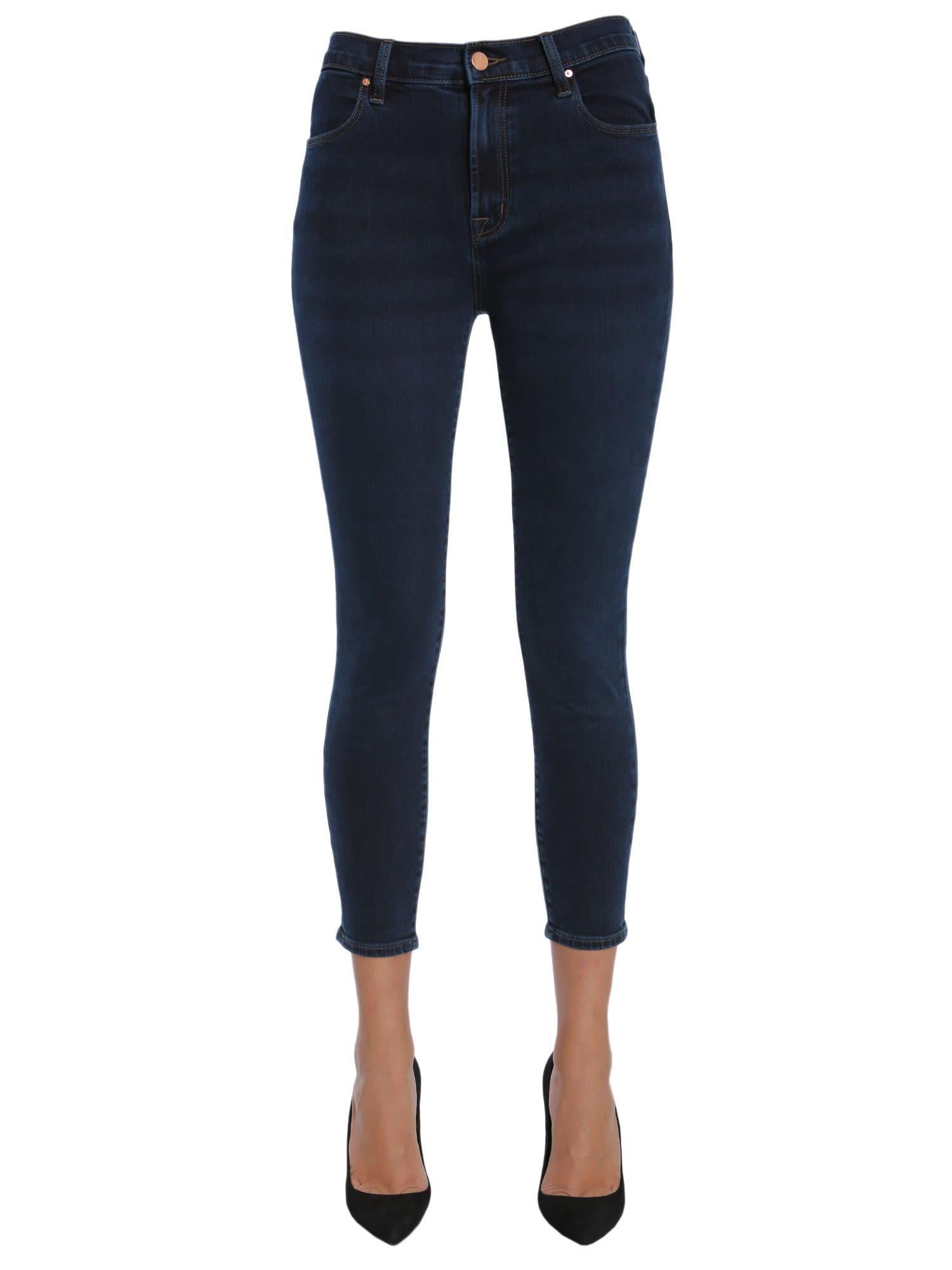 J Brand Alana Jeans In Denim