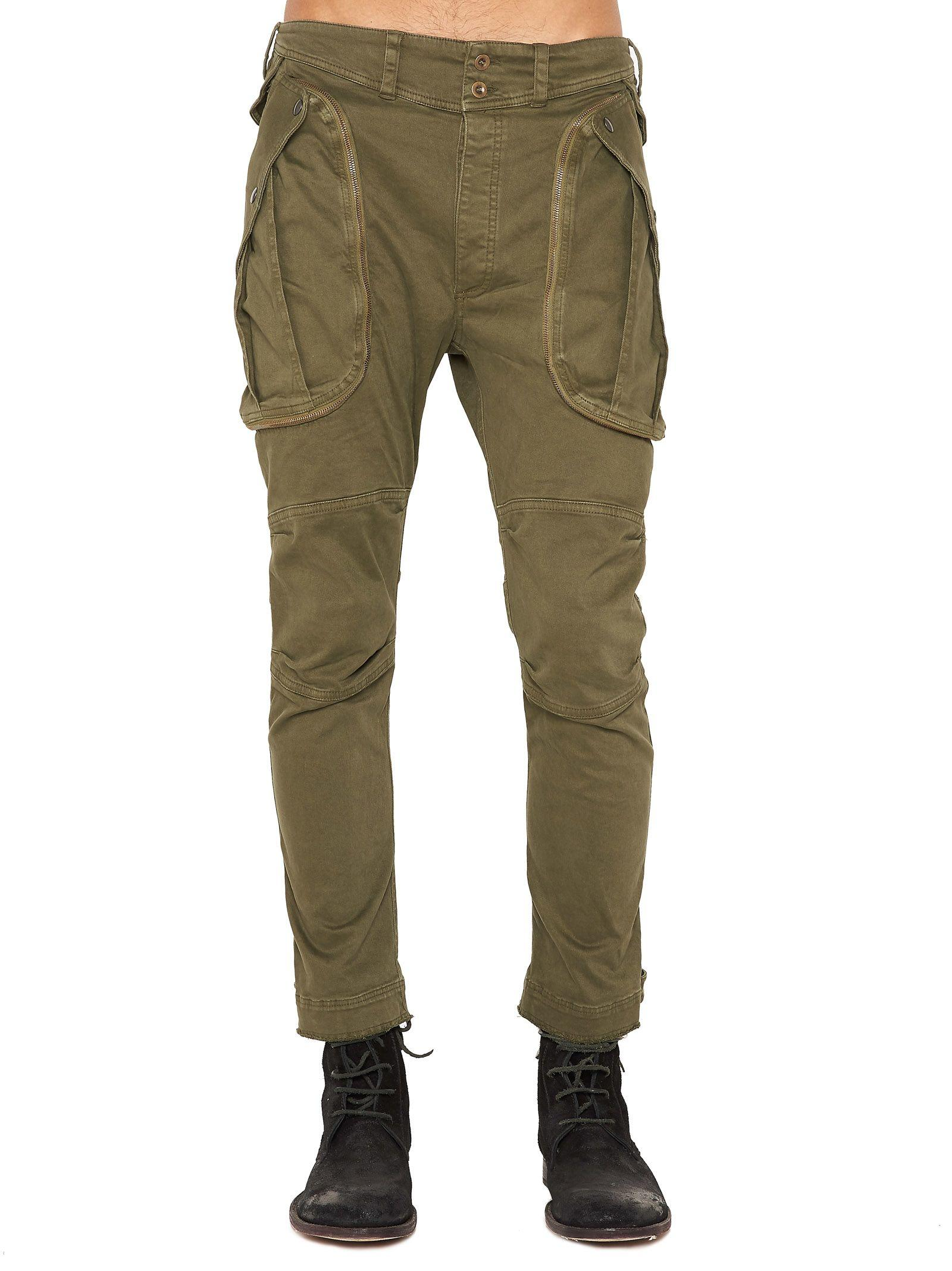 Faith Connexion Trousers In Green