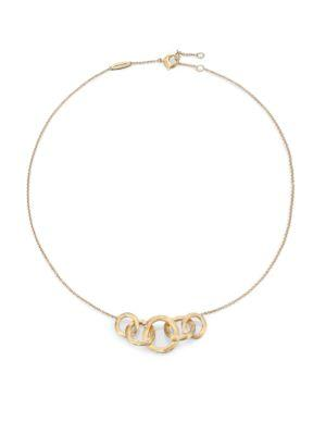 Marco Bicego Jaipur Link 18K Yellow Gold Necklace