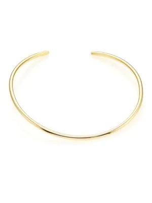 Jules Smith Americana Choker Necklace In Yellow Gold