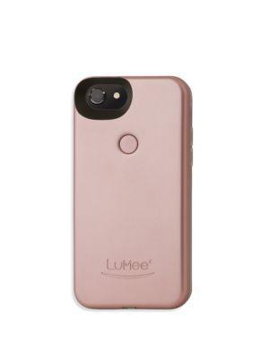 Lumee Light-Up Iphone 7 Case In Rose