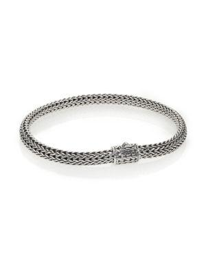 John Hardy Classic Chain Sterling Silver Extra-Small Bracelet