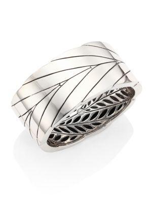 John Hardy Modern Chain Sterling Silver Bracelet