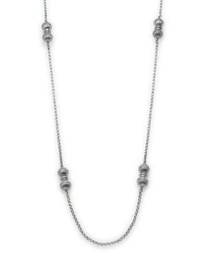 Konstantino Hebe Sterling Silver Link Chain Necklace