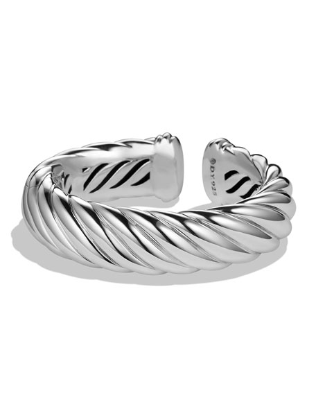 David Yurman Waverly Bracelet In Silver