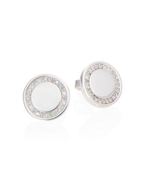 Astley Clarke Cosmos Diamond & Sterling Silver Stud Earrings