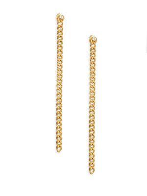 Jules Smith Bodhi Drop Earrings In Gold