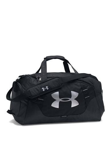 Under Armour Undeniable 3.0 Medium Duffle Bag-Black