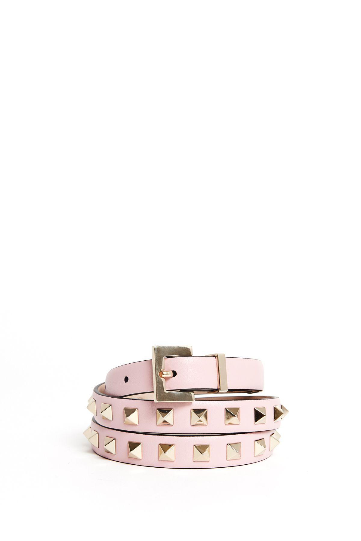 Valentino Belt In Pink