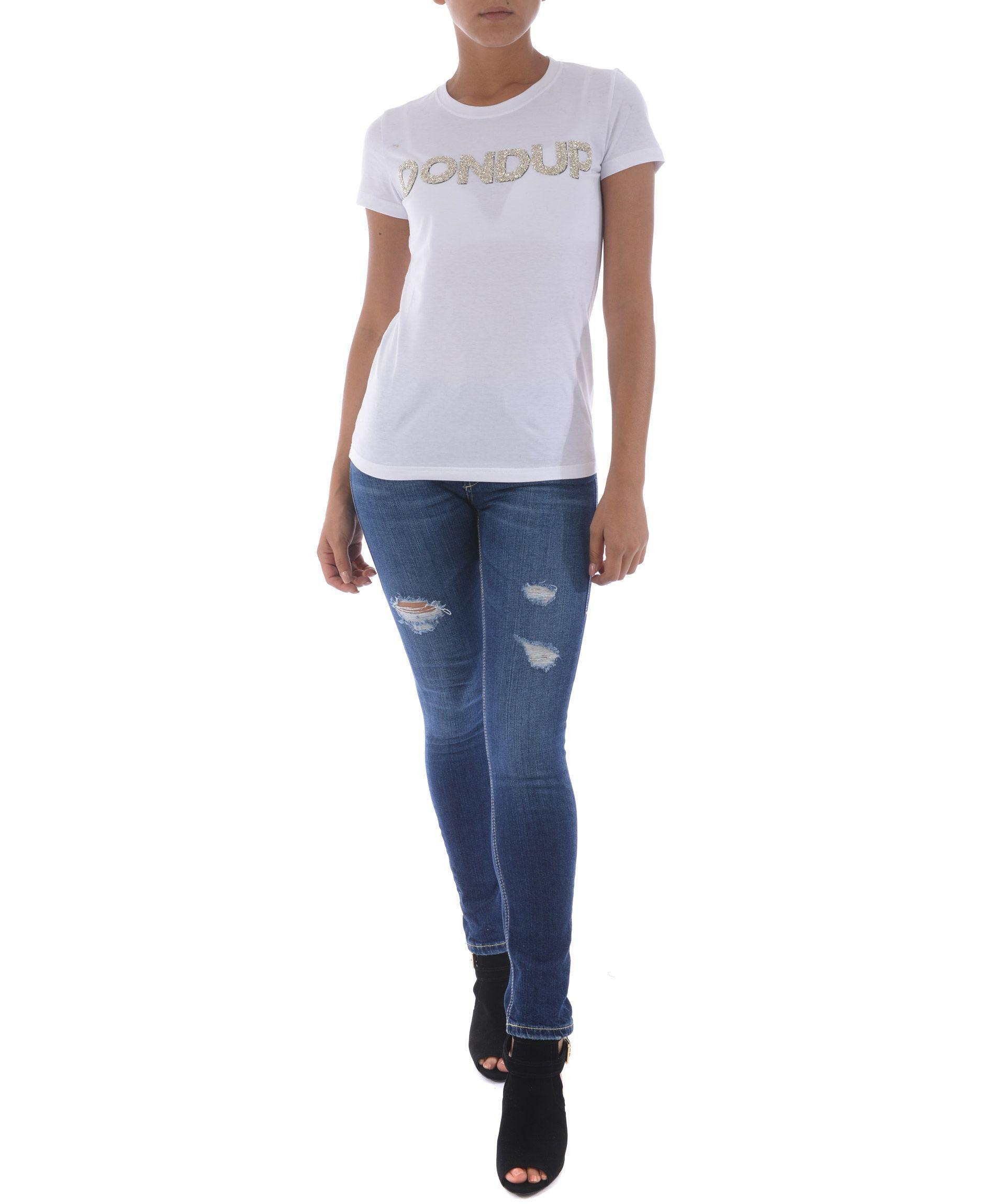 Dondup Monroe Jeans In Denim
