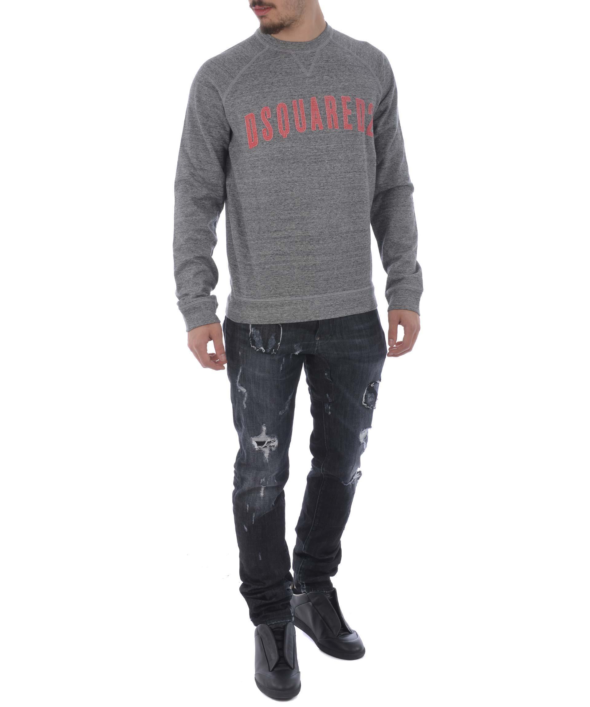 Dsquared2 Cool Guy Jeans In Denim Nero