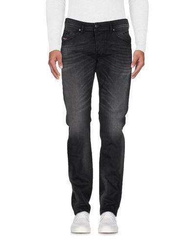 Diesel Denim Pants In Black