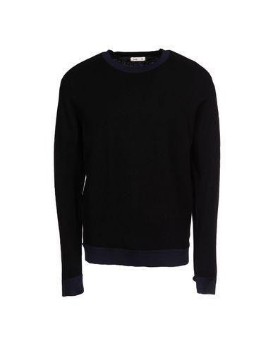 Folk Sweater In Black